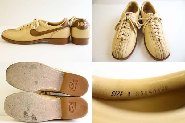 80 S Nikeナイキ ボウリングシューズ8★スニーカー Sixpacjoe Web Shop