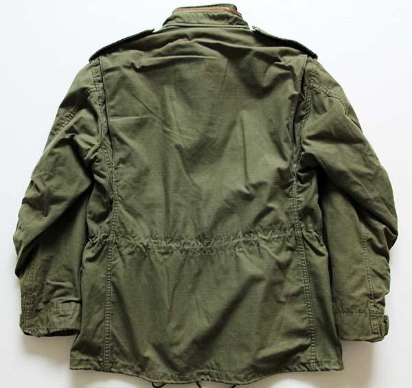 80 S 米軍実物 M 65 フィールドジャケット M S Sixpacjoe Web Shop
