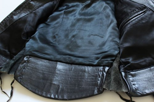 他の写真1: 60s ポリスマン レザージャケット