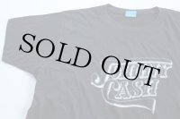 デッドストック★80s USA製 JOHNNY CASHジョニーキャッシュ Tシャツ 黒 L