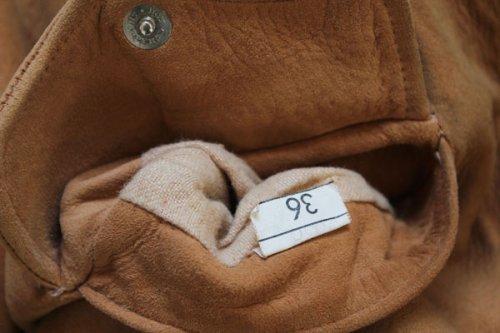 他の写真3: 50s LEVI'Sリーバイス ショートホーン スエードレザージャケット