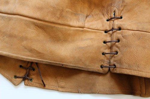 他の写真1: 50s LEVI'Sリーバイス ショートホーン スエードレザージャケット