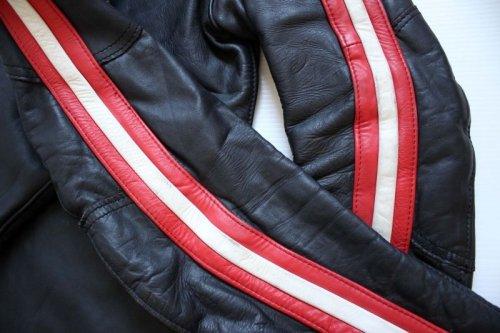他の写真1: 60s 英国製 LUDA CLOTHING シングルライダース レザージャケット