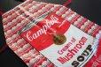 画像1: 80s Campbell's SOUP キャンベル スープ 総柄 エプロン★アンディウォーホル (1)