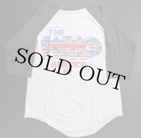 80s USA製 THE WHO AMERICAN TOUR'82 ラグラン 七分袖 バンドTシャツ M