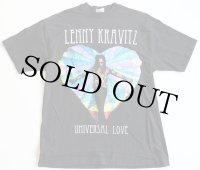 90s USA製 Hanes LENNY KRAVITZレニー クラヴィッツ Tシャツ L