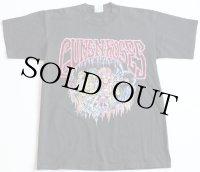 90s USA製 GUNS N' ROSESガンズアンドローゼズ USE YOUR ILLUSION TOUR 1991-1992 コットン バンドTシャツ L