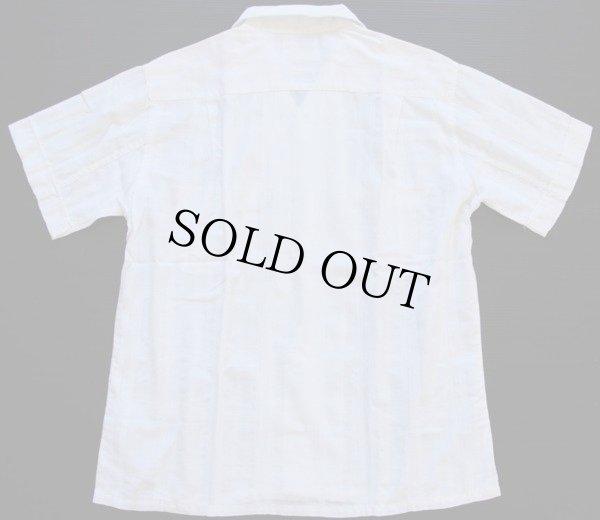 画像2: 60s USA製 CAMPUS 半袖コットンシャツ 白 M