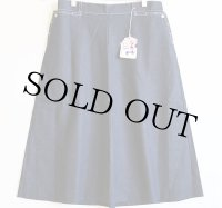 50sデッドストック Craftwear バットダイ デニムスカート