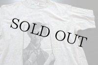 90s USA製 Kurt Vonnegut Tシャツ 杢グレー L