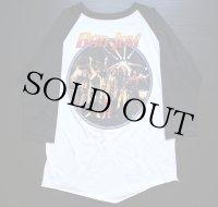 80s USA製 Bon Joviボンジョビ ラグラン 七分袖Tシャツ XL