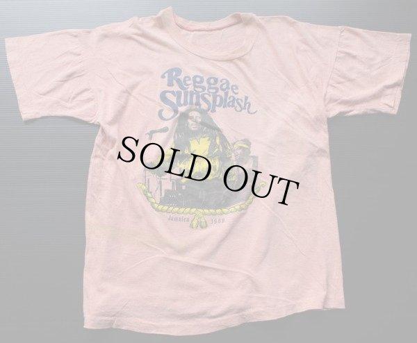 画像2: 80s ReggaeSunsplash Jamaica1989 Tシャツ★レゲエ