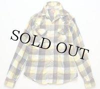 60s PENNEY'S FOREMOST イチゴボタン ウエスタンシャツ