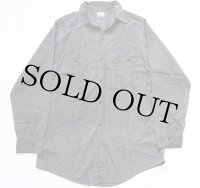 40s J.C.PENNEY OX-HIDEブラックシャンブレーシャツ