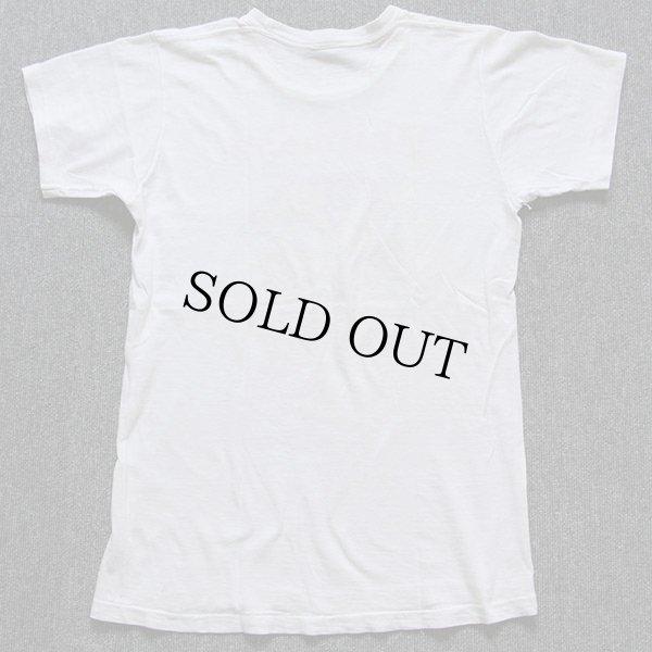 画像3: 60s BSAボーイスカウト Philmont 染み込みプリント Tシャツ 白
