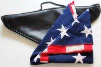 ビンテージ 50スター アメリカ国旗 星条旗 USA フラッグ ケース付き