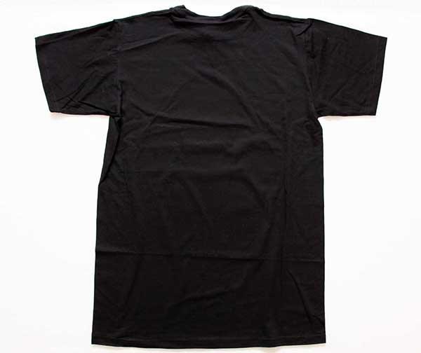 画像2: 90sデッドストック USA製 TREASURE ISLAND LAS VEGAS 海賊 クマ コットンTシャツ 黒 特大