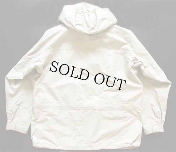 画像2: 00s patagoniaパタゴニア ストームジャケット ビンテージカーキ L