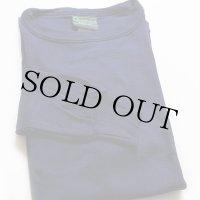 デッドストック★90s USA製 KENYON アンダーシャツ 紺 XL