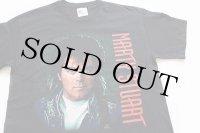 90s USA製 Hanes MARTY STUART コットンTシャツ 黒 L