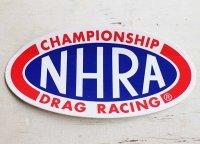 デッドストック NHRA CHAMPIONSHIP DRAG RACING ステッカー