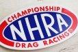 画像2: デッドストック★NHRA CHAMPIONSHIP DRAG RACING ステッカー (2)