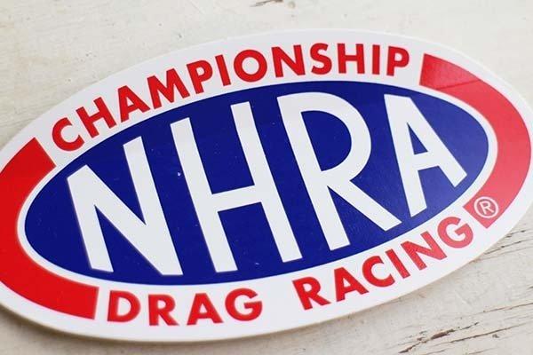 画像2: デッドストック★NHRA CHAMPIONSHIP DRAG RACING ステッカー