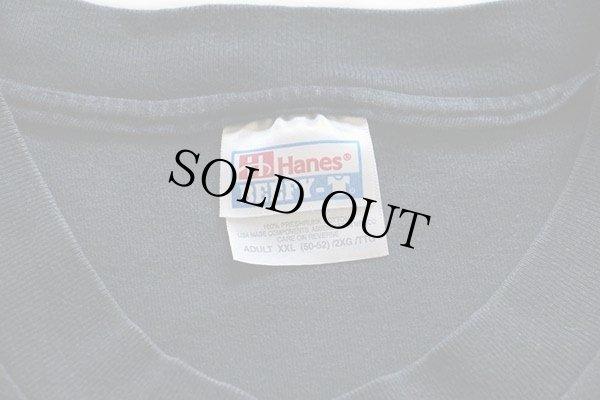 画像3: 90s Hanesヘインズ Mopar PERFORMANCE クライスラー コットンTシャツ 黒 XXL