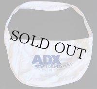 ビンテージ ADX キャンバス ニュースペーパーバッグ 生成り