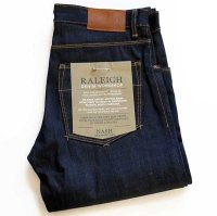 未使用★USA製 RALEIGH DENIM NASH CONE DENIM WHITE OAK デニムパンツ 74/134 w30
