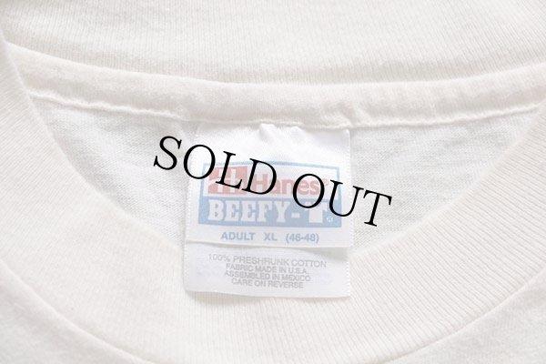 画像3: 90s Hanes OSSA コットンTシャツ 生成り XL