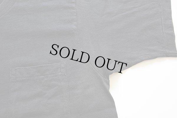 画像4: 70s JCPenney 無地 コットン ポケットTシャツ 黒 M