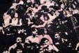 画像6: WOODSTOCKウッドストック風 PEACE オールオーバープリント Tシャツ 黒 M