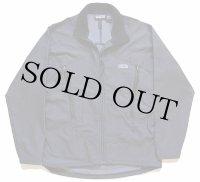 00s カナダ製 patagoniaパタゴニア R1 ソフトシェルジャケット チャコールグレー S★刺繍ロゴ
