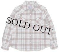 USA製 PENDLETONペンドルトン タータンチェック ウエスタン ウールシャツ XL