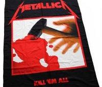 90s イタリア製 METALLICAメタリカ KILL 'EM ALL タペストリー