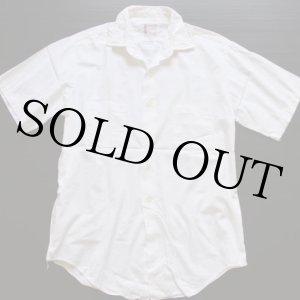 画像: 60s Penneys TOWNCRAFT 半袖コットンシャツ15 1/2
